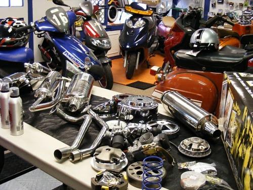 Many Upgrade Parts