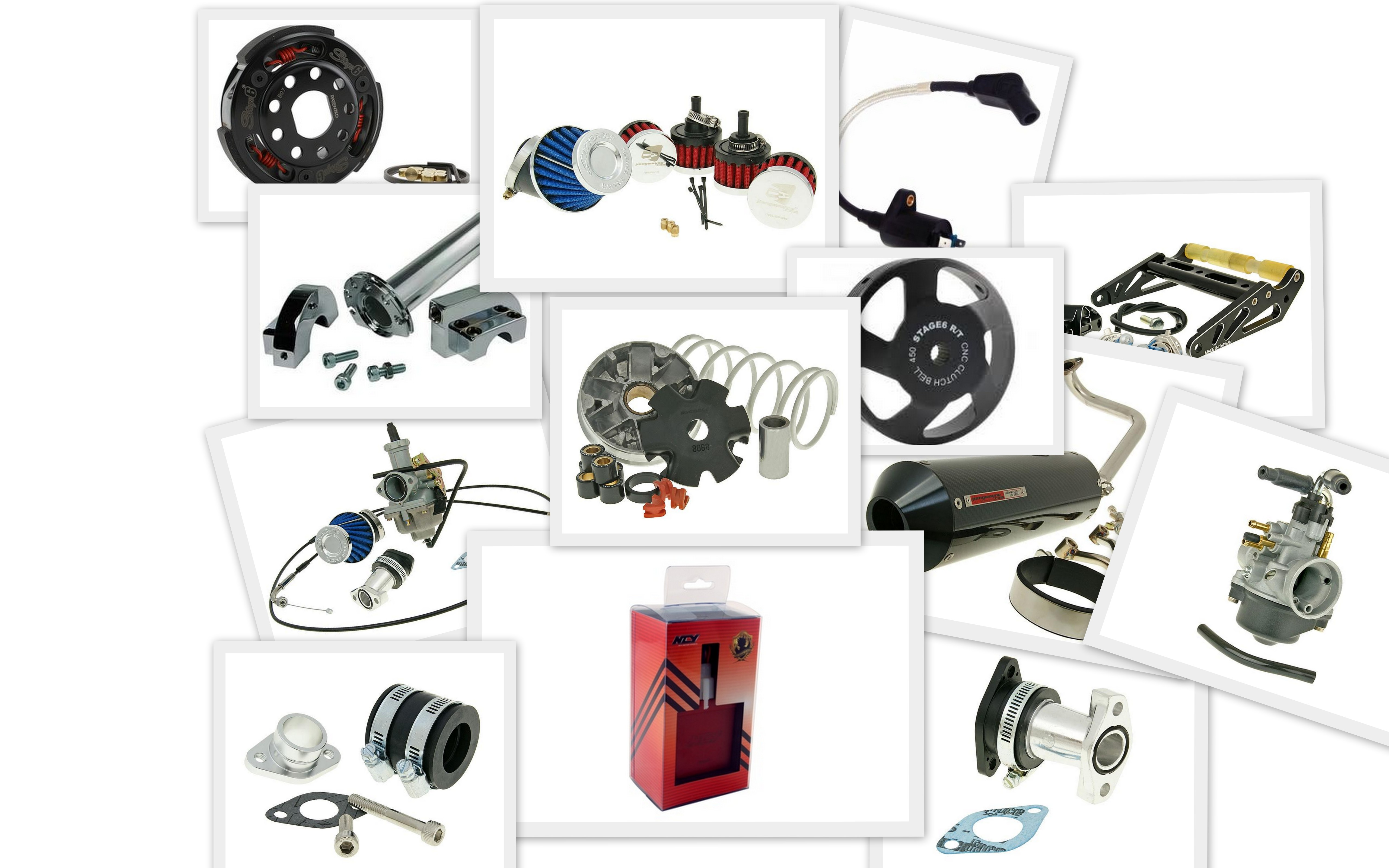 New Honda Ruckus Parts | Scoot Power from Scootertronics